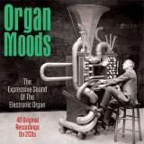 VARIOUS: Organ Moods (2CD)