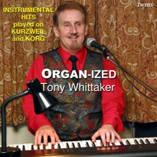 Tony Whittaker - Organ-Ized (2005)