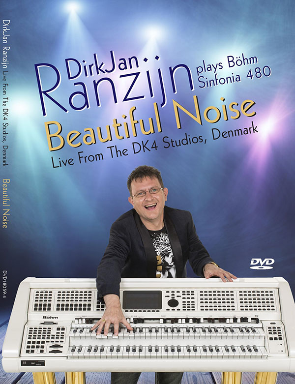 DirkJan Ranzijn - Beautiful Noise (DVD)