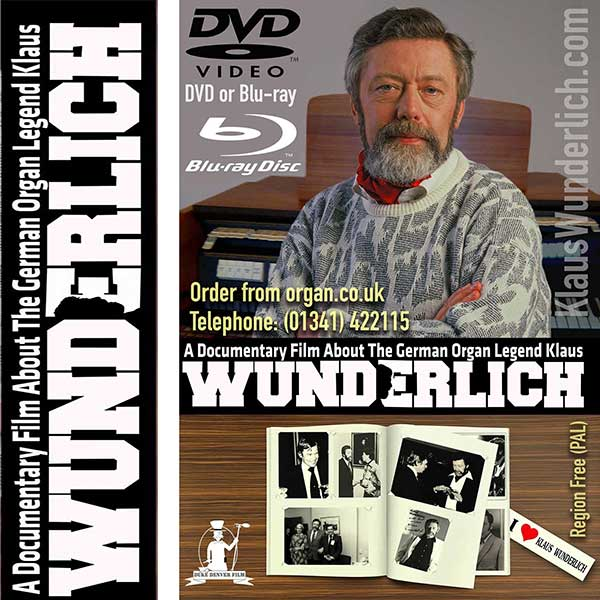 Klaus Wunderlich Documentary DVD