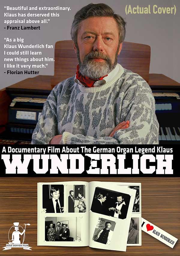 Klaus Wunderlich Documentary DVD